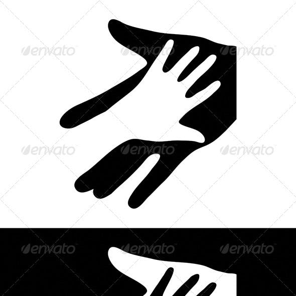 Two Hands Sign