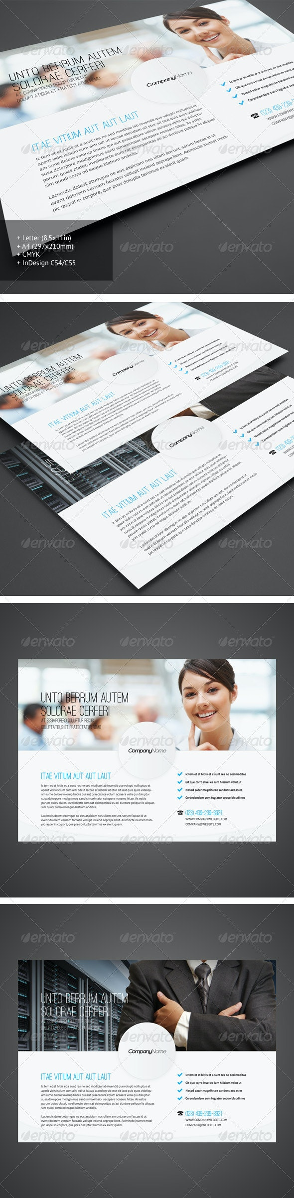 Corporate Flyer 2 - Corporate Flyers