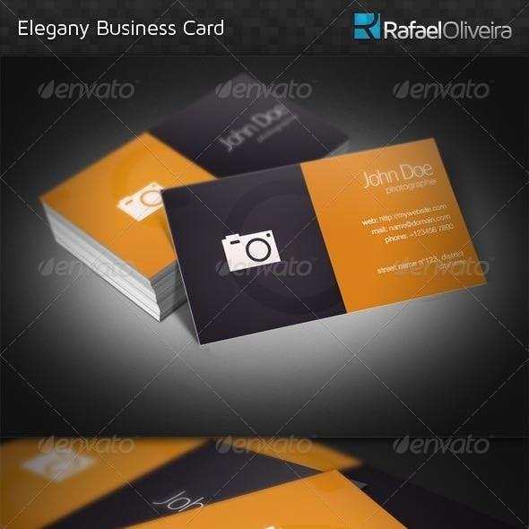 Elegany Business Card