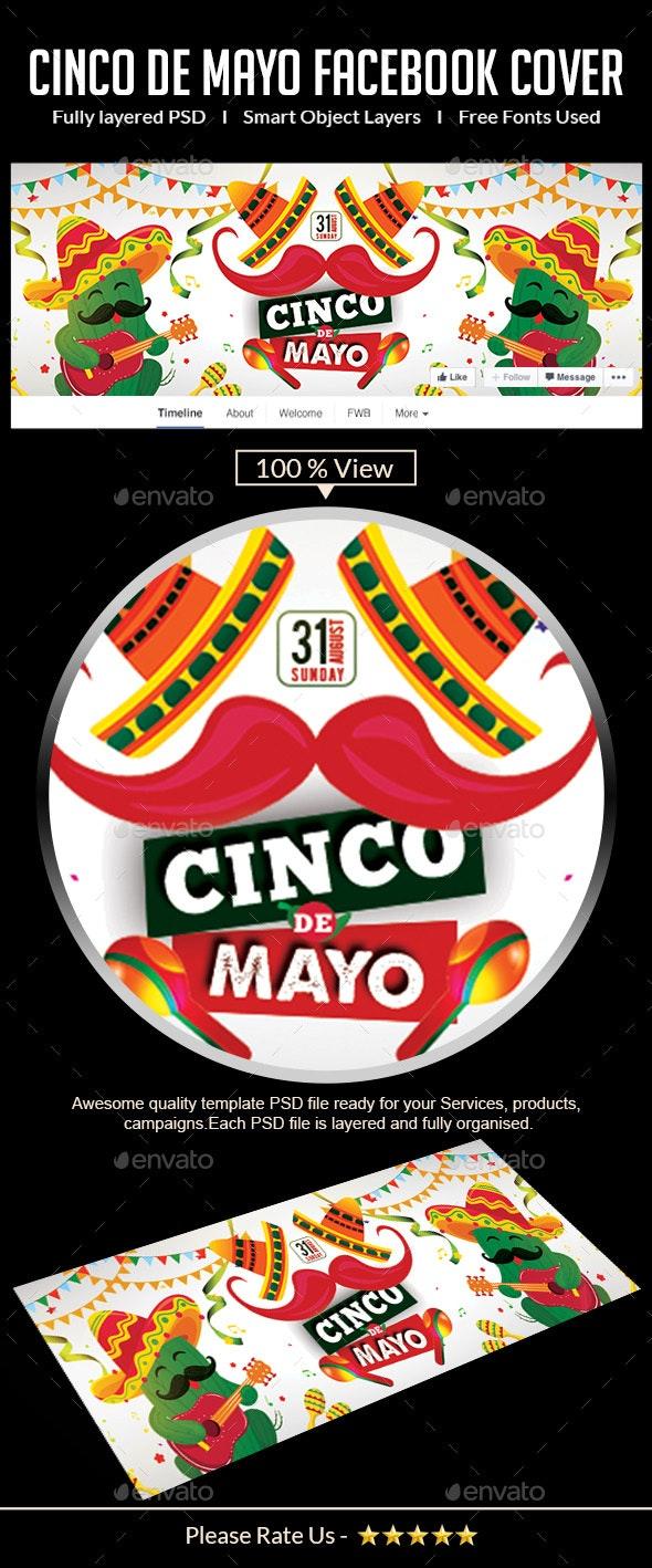 Cinco De Mayo Facebook Covers - Facebook Timeline Covers Social Media