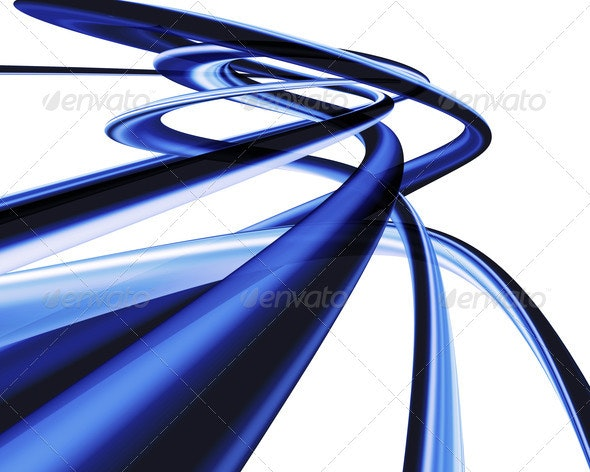 Abstract curves - Abstract 3D Renders