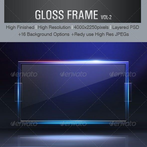 Gloss Frame