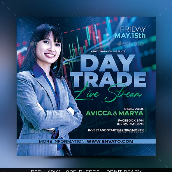 Day Trade Flyer