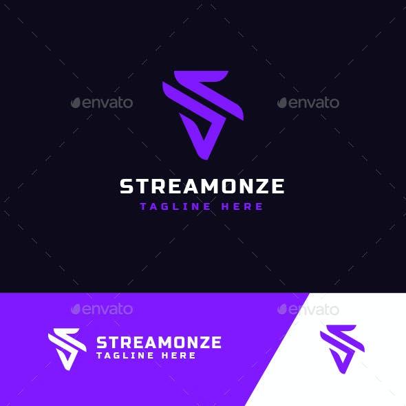 Letter S-Streamonze