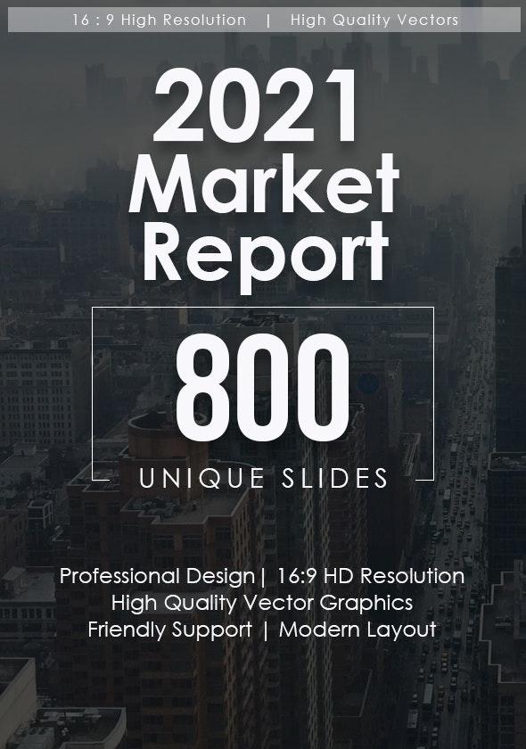 2021 Market Report Powerpoint Templates Bundle - Business PowerPoint Templates