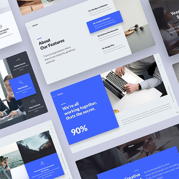 5 Best Presentation & Powerpoint Templates  for May 2020