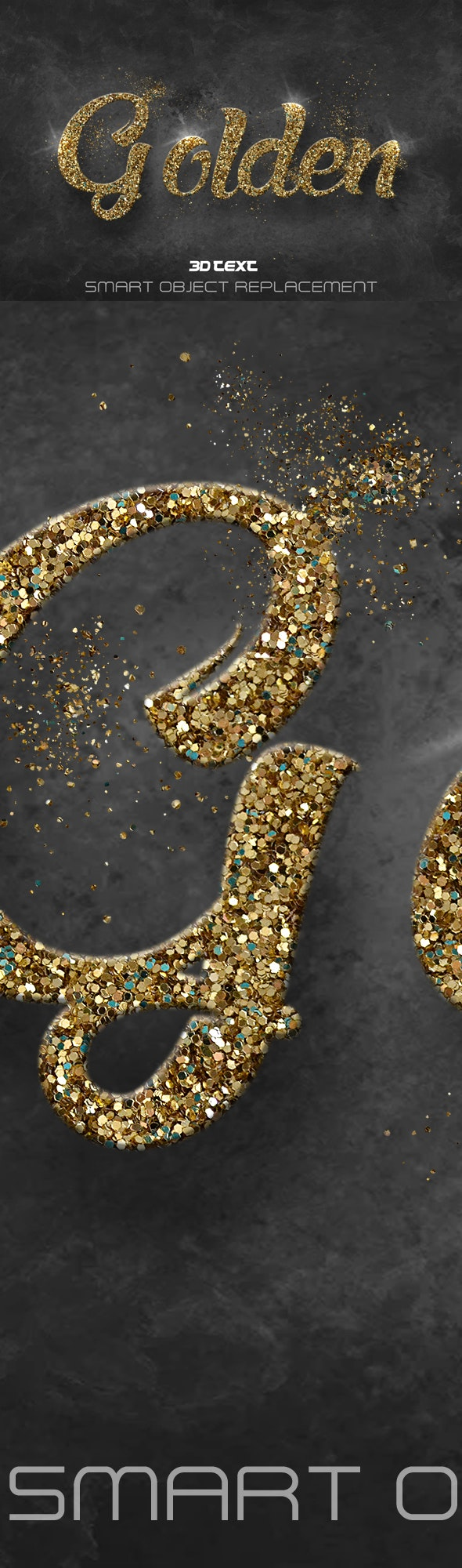 Gold Text Effect Styles - Text Effects Styles