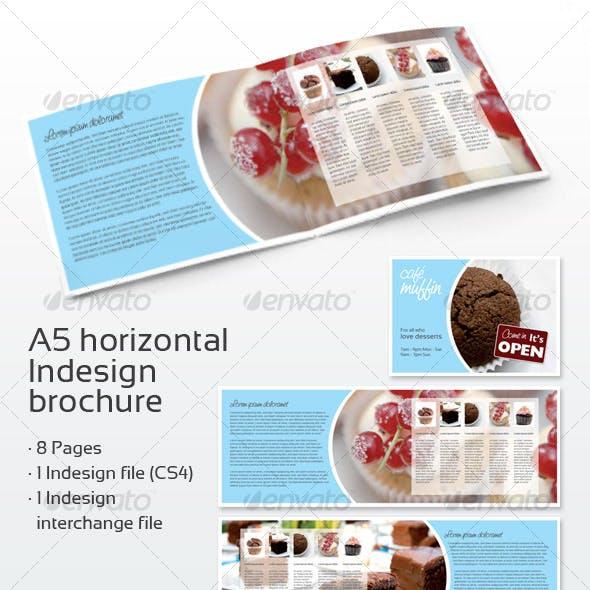 Cafe Brochure A5