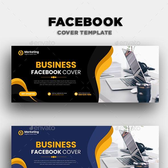 Facebook Cover Template Design