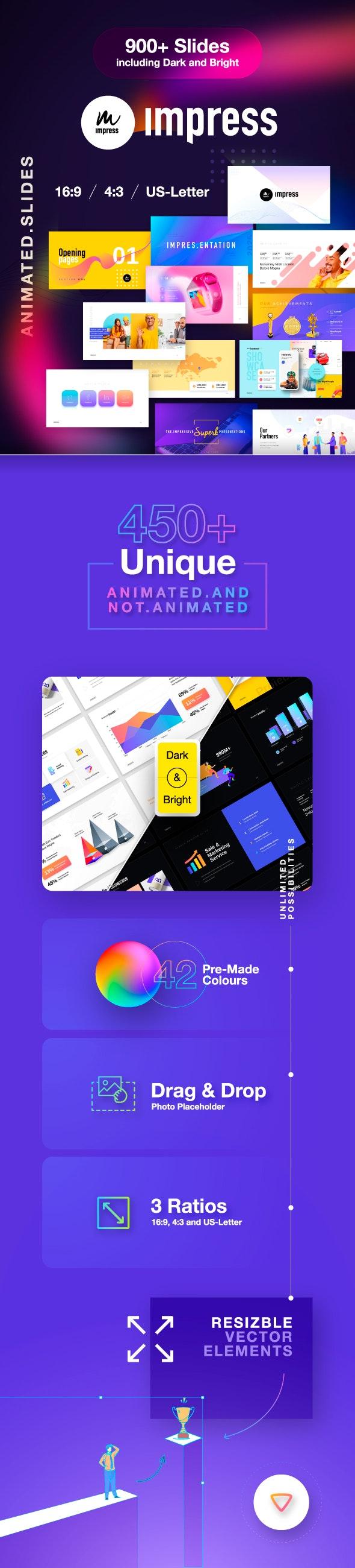 Impress | Business Presentation Template