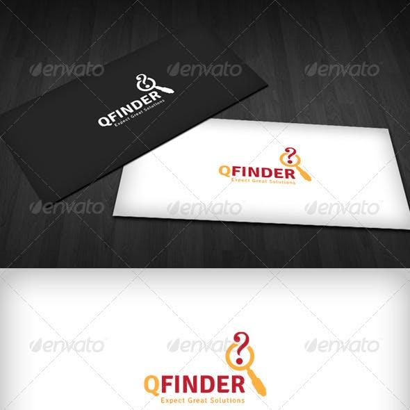 Question Finder Logo