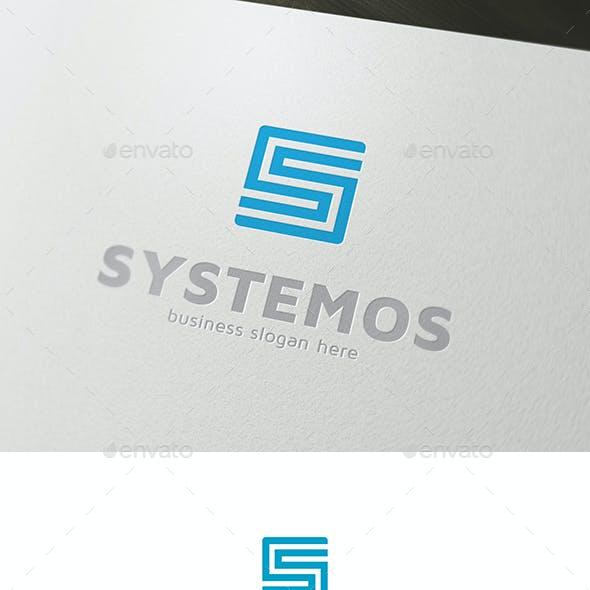 S Logo - Systemos