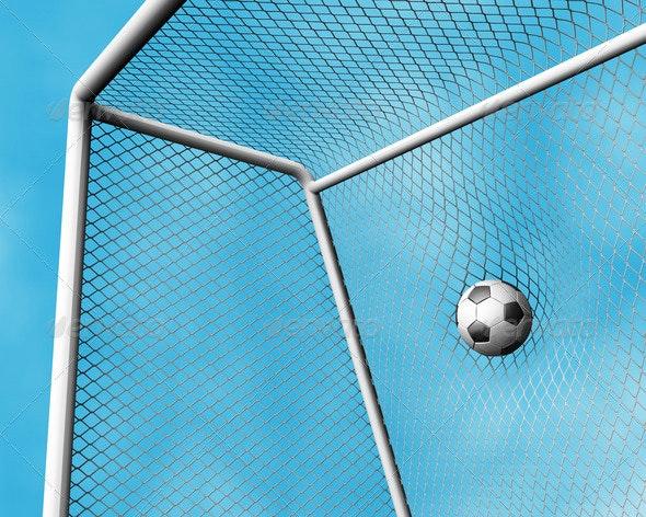 Goal - Objects 3D Renders
