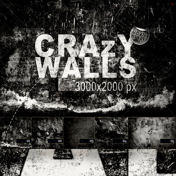 Crazy Walls – Movie Style