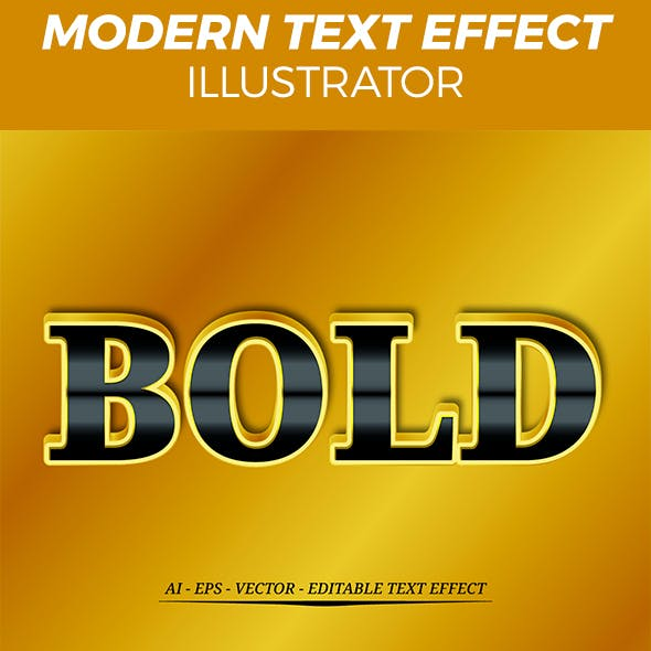 7 Glossy Text Effect Style ver.2
