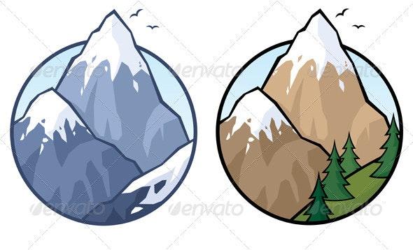 Mountain - Landscapes Nature