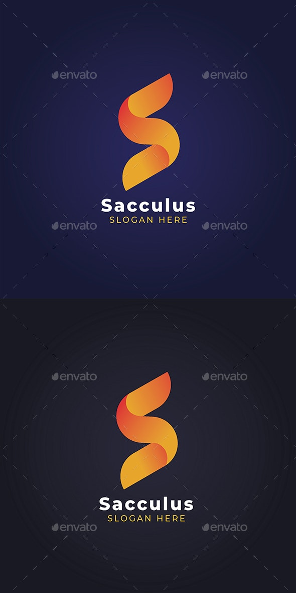 Sacculus -S Logo - Letters Logo Templates