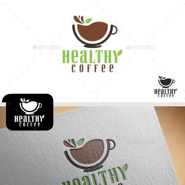 Healthy Coffee Logo