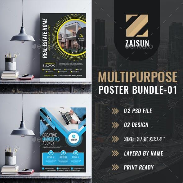 Multipurpose Poster Bundle 01