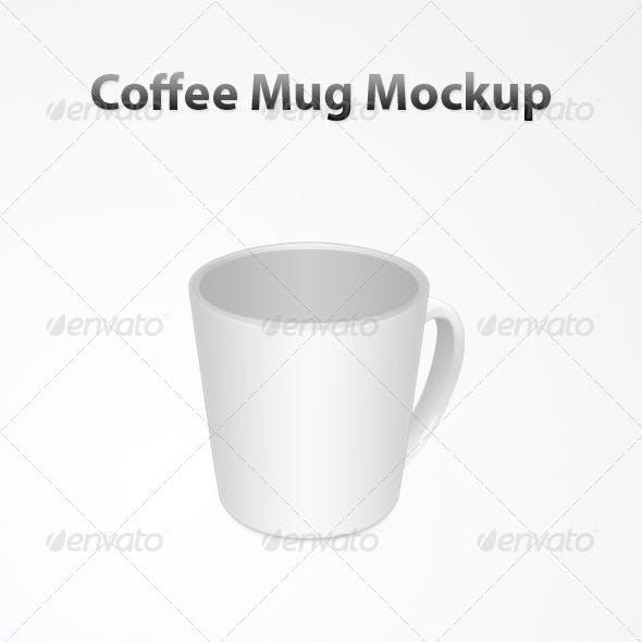 Coffe Mug Mockup
