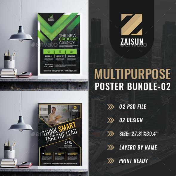 Multipurpose Poster Bundle 02