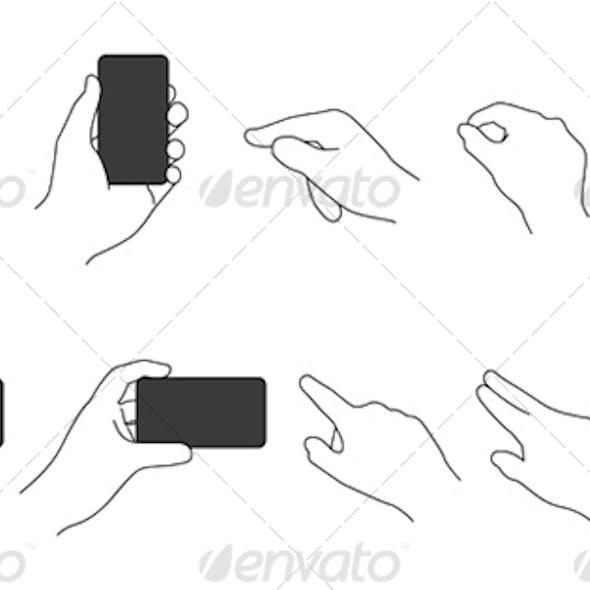 Vector Hand Set