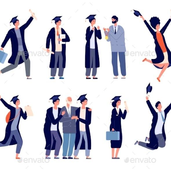 Graduate Characters