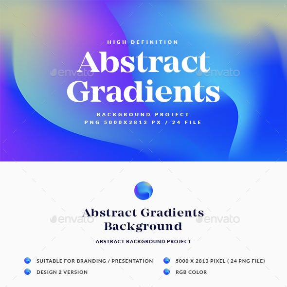 Abstract Gradients Background