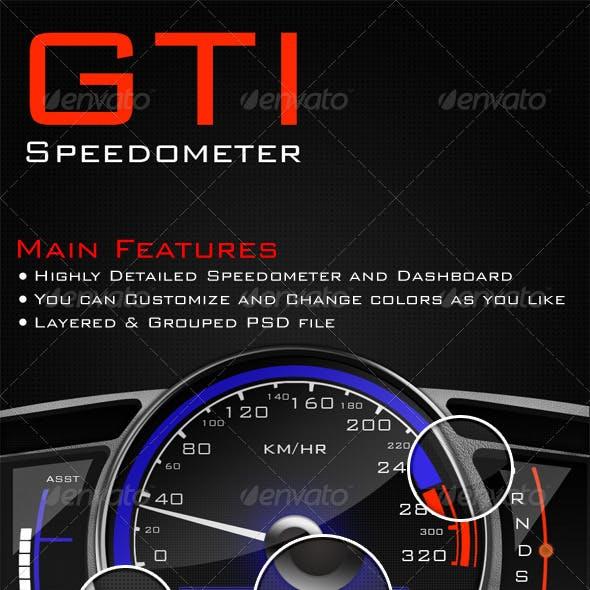 GTI Speedometer