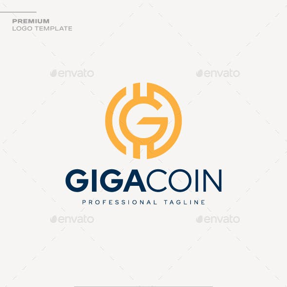 Giga Coin Logo