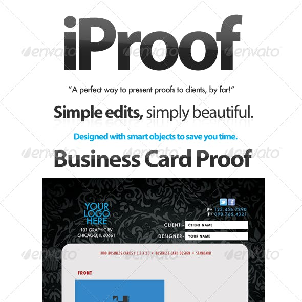 Sample Business Card Graphics, Designs & Template