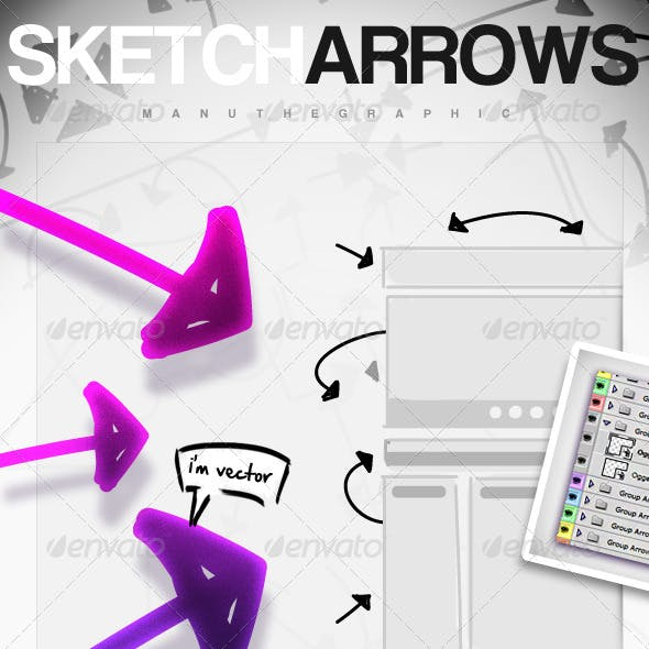 Sketch Arrows