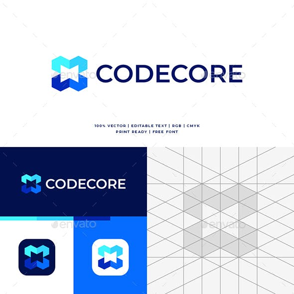 Code Core Logo