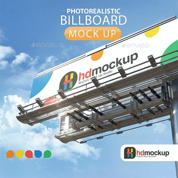 Billboard Mockup - 001