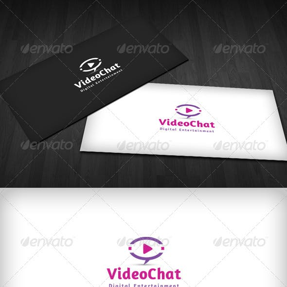 Video Chat Logo