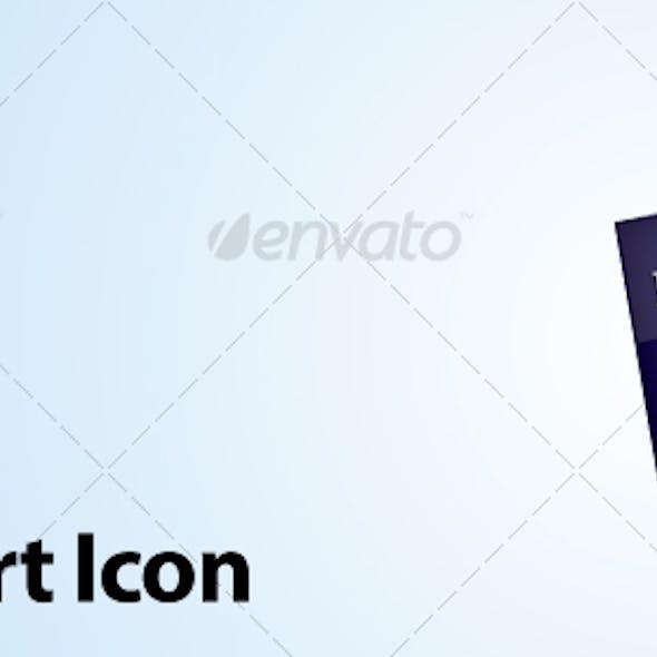 Vector Passport Icon