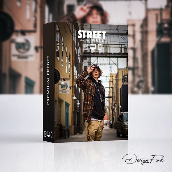 Street Lightroom Preset