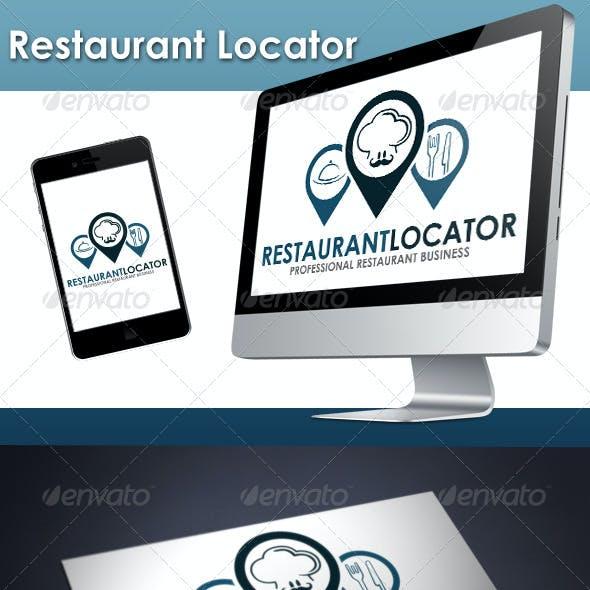 Restaurant Locator Logo