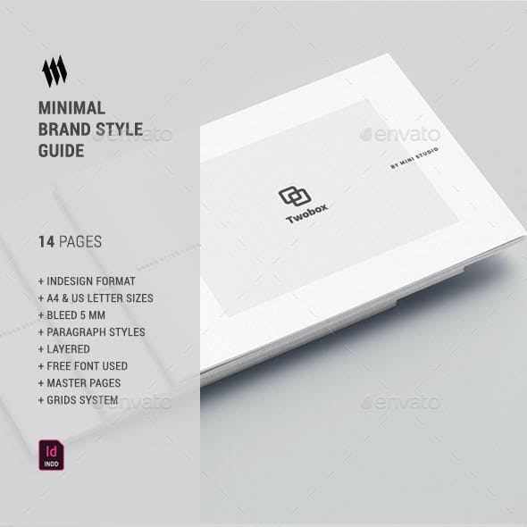 Minimal Brand Style Guide