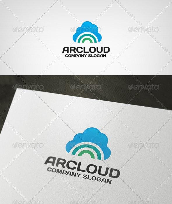 Arcloud Logo - Nature Logo Templates