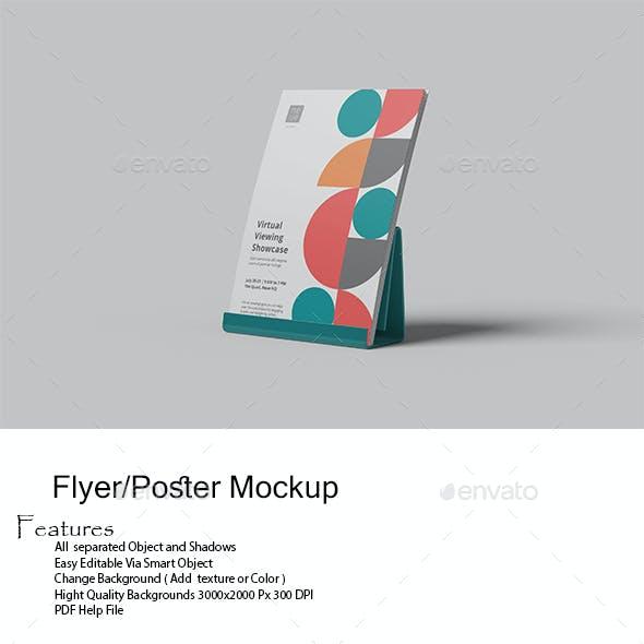 Poster / Flyer Mockup