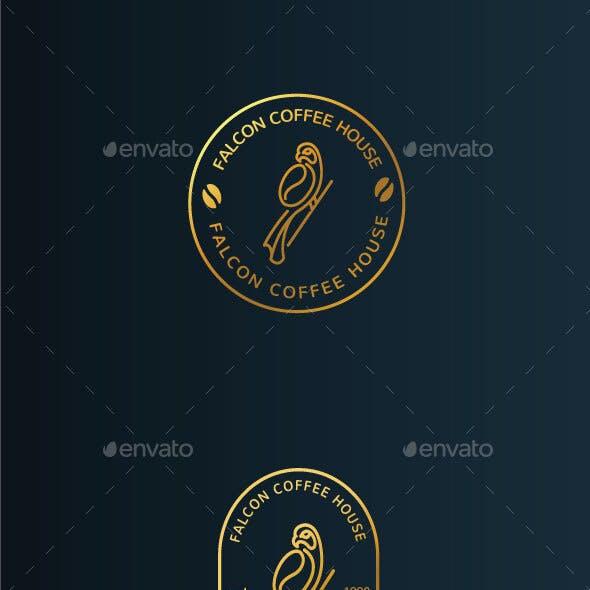 Falcon Coffee Logo