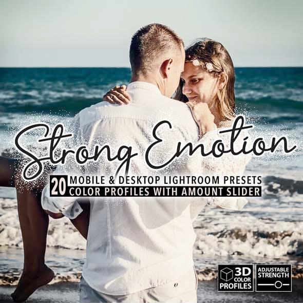 20 Emotional Lightroom Presets