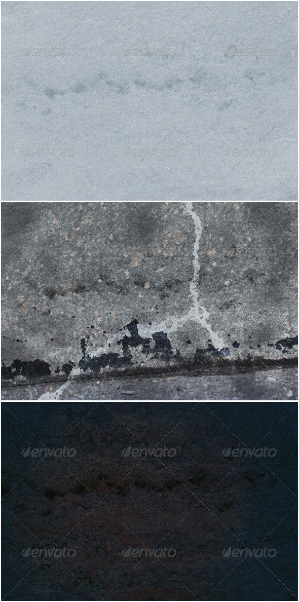 Ice And Grunge - Miscellaneous Textures