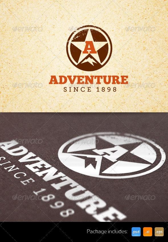 Adventure Sports Creative Logo Template - Nature Logo Templates