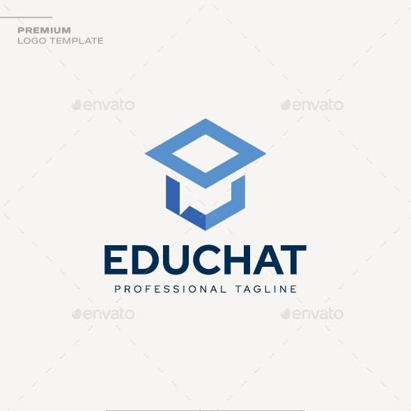 Education Chat Logo