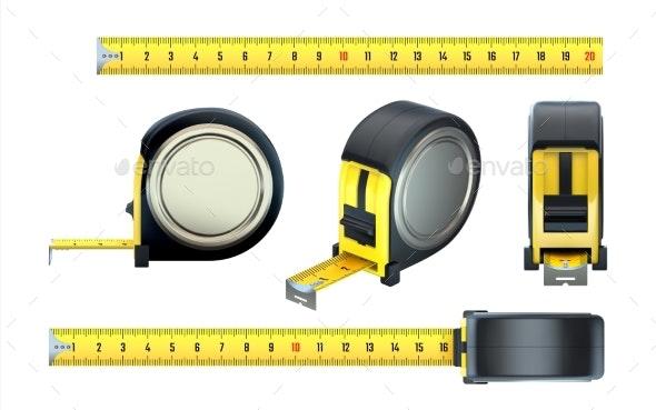 Measurement Tape - Industries Business