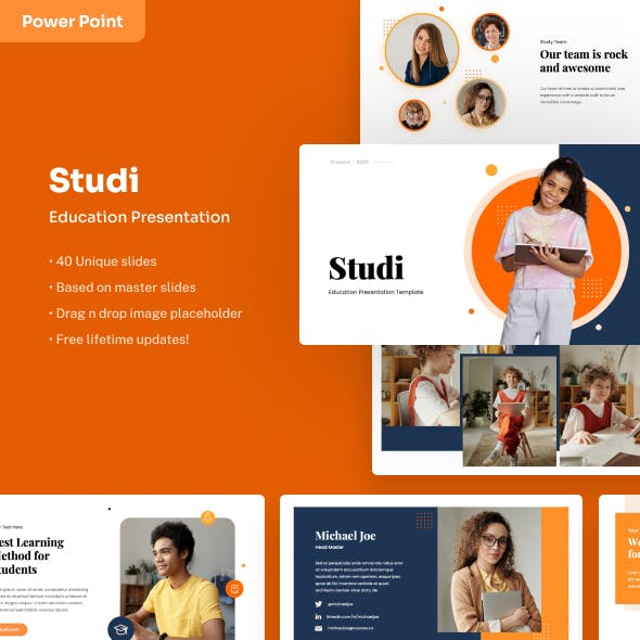 Studi - Education PowerPoint Presentation