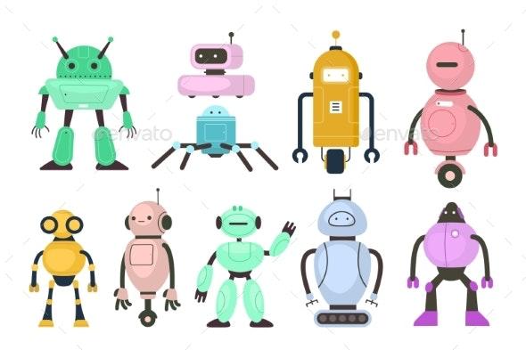 Kids Robots - Computers Technology