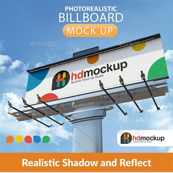Billboard Mock Up - 004